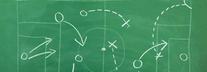 Stategie Fußball
