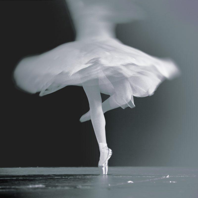 Baletttänzerin